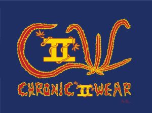 Chronic2wear with Culture & Cannabis Lyme warrior
