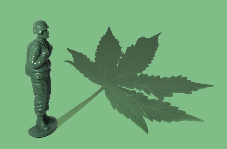 Veteran's access to cannabis candid chronicle culture and cannabis