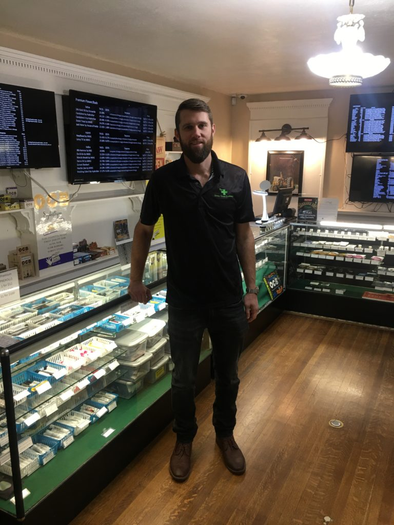 Green Cross Farmacy Anti Cannabis fight
