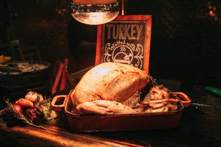 Danksgiving Turkey recipe