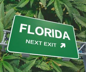 florida cannabis sign